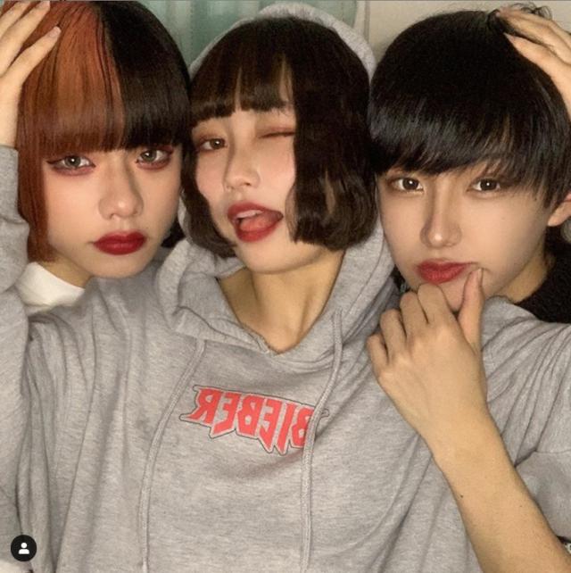 三 うち 姉妹 ら